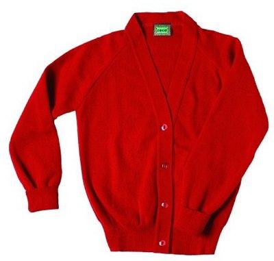 Girls schoolwear : Knitted School Cardigan