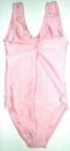 t_loise sleeveless leotard pink